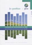 Bruno Trégouët - L'economie de l'environnement en 2005 - Rapport de la commission des comptes et de l'économie de l'environnement.