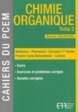Bruno Valentin - Chimie organique - Tome 2.