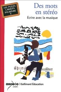 Bruno Vallée - Des mots en stéréo.