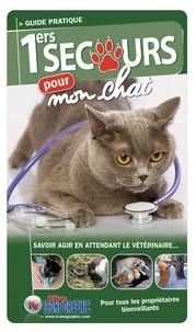 Bruno Vanehuin - 1ers secours pour mon chat - Guide pratique.