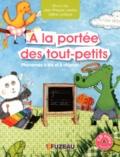 Bruno Vay et Jean-Philippe Letellier - A la portée des tout-petits - Phonèmes à lire et à chanter. 1 CD audio