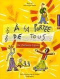 Bruno Vay et Jean-Philippe Letellier - Dix chansons à jouer. 1 CD audio