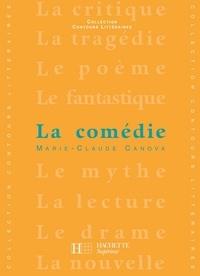 Bruno Vercier et Marie-Claude Canova - La Comédie.