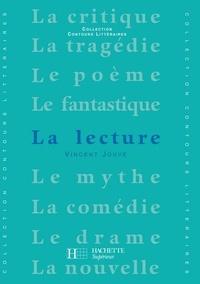 Bruno Vercier et Vincent Jouve - La Lecture.