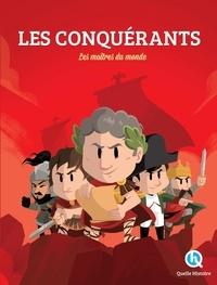 Bruno Wennagel et Mathieu Ferret - Les Conquérants - Les maîtres du monde.