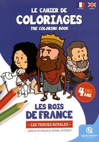 Bruno Wennagel et Mathieu Ferret - Les rois de France.