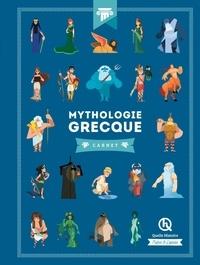 Bruno Wennagel et Mathieu Ferret - Mythologie grecque - Carnet.