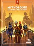 Bruno Wennagel et Mathieu Ferret - Mythologie les dieux égyptiens - Isis & Osiris, Horus, Anubis, Sekhmet.