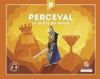 Perceval- La quête du Graal - Bruno Wennagel |