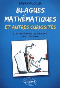 Bruno Winckler - Blagues mathématiques et autres curiosités.