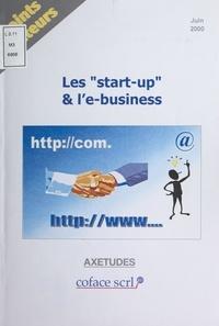 Bruno Wuillai - Les Start-up et l'e-business.