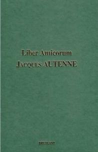 Bruylant - Liber amicorum Jacques Autenne. - Promenades sous les portiques de la fiscalité.