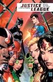 Bryan Hitch et Neil Edwards - Justice League Rebirth Tome 2 : Etat de terreur.