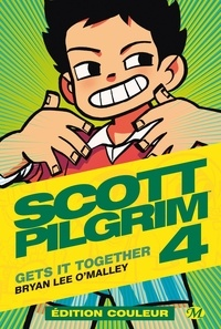 Livres audio gratuits télécharger ipad Scott Pilgrim Tome 4 in French par Bryan Lee O'Malley, Eric Borg