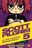 Bryan Lee O'Malley - Scott Pilgrim Tome 5 : Scott Pilgrim Vs The Universe.