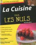 Bryan Miller et Hélène Darroze - La Cuisine pour les nuls.