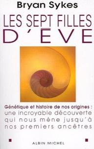 Feriasdhiver.fr Les sept filles d'Eve. Génétique et histoire de nos origines Image