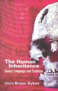 Histoiresdenlire.be THE HUMAN INHERITANCE. Genes, Language, and Evolution Image