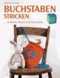 Buchstaben stricken - ... in Kleider, Kissen & Accessoires.