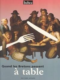 Buhez - Quand les bretons passent à table - Manières de boire et de manger en Bretagne, 19e-20e siècle, [exposition itinérante].