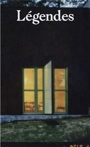 Building Books - Légendes - Expérimentations domestiques en France 1970-2020.