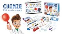 BUKI - dvf chimie sans danger 150 expériences
