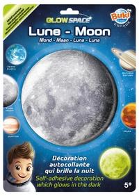 BUKI - dvf stickers lune