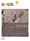 Bulent Arkan et Miroslav Bárta - Crisis to Collapse - The Archaeology of Social Breakdown.