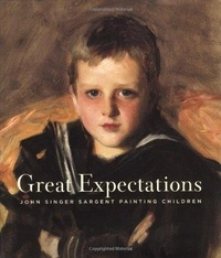 Bulfinch - Great Expectations - John Singer Sargent Painting Children.