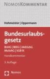 Bundesurlaubsgesetz - BUrlG - BEEG - JArbSchG - MuSchG - SGB IX.