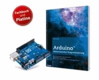 Bundle: Arduino Microcontroller-Programmierung + Original Uno Platine.