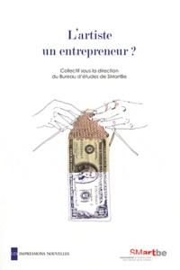 Bureau d'études de SmartBe - L'artiste, un entrepreneur ?.