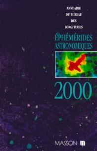 Bureau des longitudes - EPHEMERIDES ASTRONOMIQUES 2000.