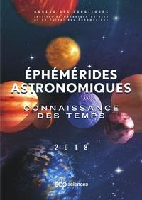 Bureau des longitudes et  IMCCE - Ephémérides astronomiques - Connaissance des temps.
