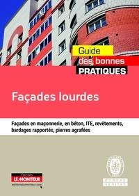 Bureau Veritas - Façades lourdes - Façades en maçonnerie, en béton, ITE, revêtements, bardages rapportés, pierres agrafées.