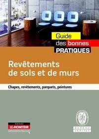 Revêtements de sols et de murs - Chapes, revêtements, parquets, peintures.pdf