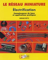 Burkhard Oerttel - Electrification - Connaissances de base et applications pratiques.