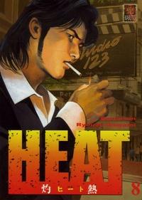 Buronson et Ryoichi Ikegami - Heat Tome 8 : .