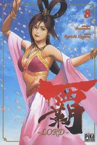Buronson et Ryoichi Ikegami - Lord Tome 8 : .