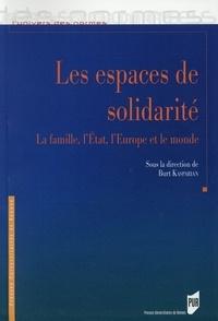Accentsonline.fr Les espaces de solidarité - La famille, l'Etat, l'Europe et le monde Image