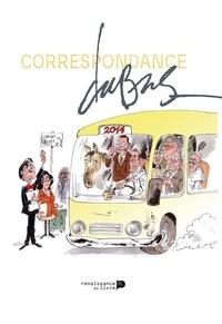 Bus frédéric Du - Correspondance Dubus.