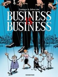 Yann Lindingre - Business is business.