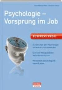 Business Profi Psychologie - Vorsprung im Job.