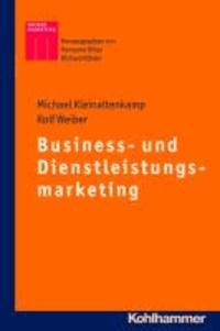 Business- und Dienstleistungsmarketing.