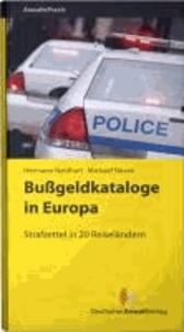 Bußgeldkataloge in Europa - Strafzettel in 22 Ländern.
