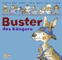 Buster, das Känguru.
