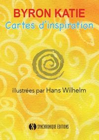 Byron Katie - Cartes d'inspiration - Avec 64 cartes en couleurs.