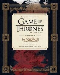 C-A Taylor - Dans les coulisses de Game of thrones - Saison 3 et 4.