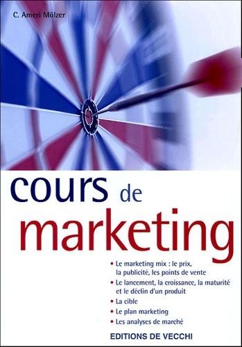 C Ameri Molzer - Cours de marketing.