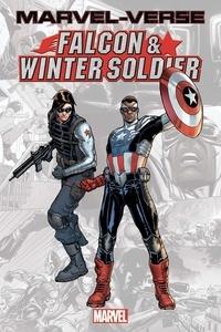 C. B. Cebulski - Falcon & Winter Soldier.